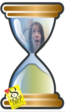 The 8-Hour Diet - Hourglass Trapped